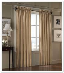 Curtains Hung Inside Window Frame Hanging Curtain Rods On Window Frame My Web Value