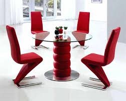 cheap red dining table and chairs red modern chair twoiseven com