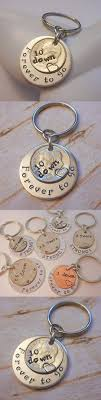 10 year anniversary gift ideas for 10 forever to go 2006 year dime key chain wedding anniversary