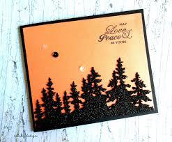 sizzix thinlits die tree line item 661604 daily inspiration