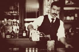 hire a prohibition era style bartender to serve up drinks why