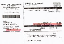 adams county water association frequently asked questions