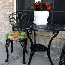 Iron Patio Furniture by Diy How To Restore A Cast Iron And Wood Garden Bench Wrought
