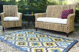 Recycled Outdoor Rugs Rugs For The Garden Deco Inspiration For Eco Friendly Interiors