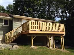 patio u0026 deck builder in sussex nj tom madsen llc