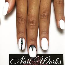 nail works 175 photos u0026 21 reviews nail salons 1738 w 119th