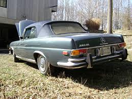 mercedes 280se coupe for sale mercedes 280se for sale vintage cars usa