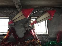 Home Decorator Warehouse by Emptied Out Old Holiday Decorations Removed From The Former