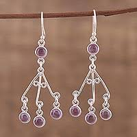 Chandelier Earrings India Chandelier Earrings From India At Novica