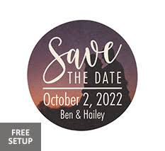 save the date coasters save the date coasters custom printed totally weddings