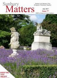 sunbury matters local community magazine tw16