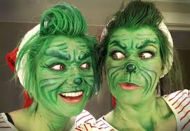 grinch halloween costumes grinch makeup tutorial youtube