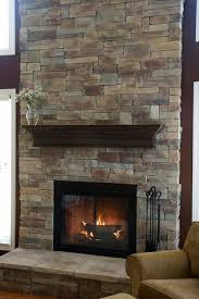 stone fireplaces pictures stone fireplaces before after traditional family room