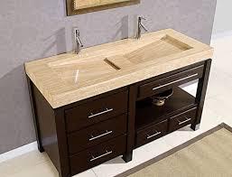 bathrooms design double bowl bathroom sink stainless steel