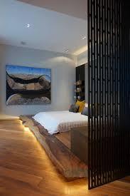 Wohnzimmer Und Schlafzimmer In Einem Wohnideen U2013 Verwenden Sie Einen Bildschirm Als Raumteiler In Einem