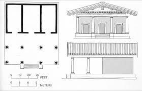 temple of minerva veii near rome italy and sculpture of apollo