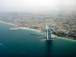 burj al arab images free stock photo of coastline of dubai with the burj al arab