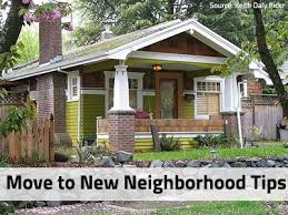 Moving To A New Property by Facts For Moving To A New Neighborhood