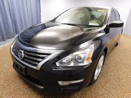 Nissan Altima Horsepower - 2014 used nissan altima 4dr sedan i4 2 5 sv at north coast auto