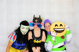 Superhero Photo Booth Parties Funz Photo Booth