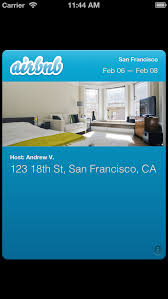 House Rules Design App What Do The Passes Generated By Airbnb U0027s Iphone App Look Like Quora