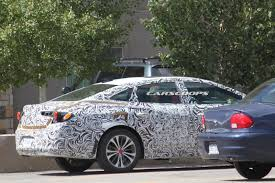 opel senator 2016 this camouflaged buick lacrosse makes us wonder what it u0027s hiding