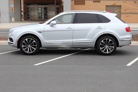 2017 bentley bentayga stock 7nc014392 for sale near vienna va