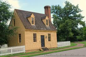 historic colonial house plans colonial williamsburg house colonial houses returning to the past will cost you
