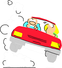 cartoon car png car free stock photo illustration of a crazy driver in a red