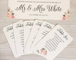 what to plan for a wedding wedding table plan etsy