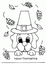 happy thanksgiving coloring pages free coloring home