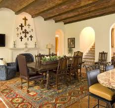 dining room farm table dining room with brick wall decor also