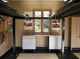 gallery of garage car lift the better garages professional image of garage car lifts idea
