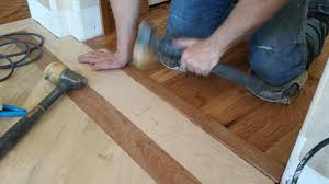 installing a picture frame border part 2 wood floor