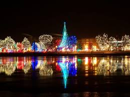 Festival Of Lights Peoria Il Home Page For La Crosse Rotary Lights Holiday Display