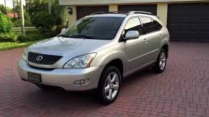 lexus suv for sale nj sold 2004 lexus rx330 luxury suv for sale by autohaus of naples