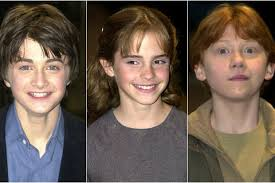 what do the cast of harry potter and the philosopher s look