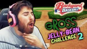 backyard baseball 2003 bean boozled challenge 2 funny moments