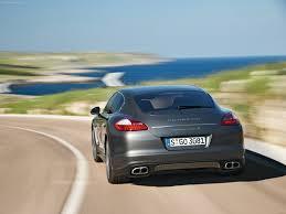 Porsche Panamera Back - porsche panamera turbo s 2012 picture 36 of 40