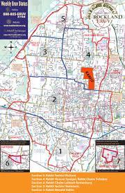 Mail Map Rockland Eruv Map