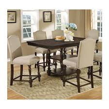 hurdsfield ii import furniture of america counter height dining