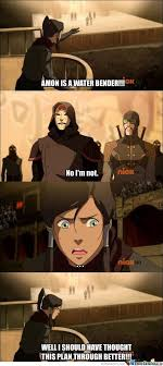 Legend Of Korra Memes - meme center largest creative humor community korra avatar and