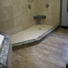 Bathroom Shower Floor Tile Ideas Flooring Bathroom Tile Shower Floor Prep Flooring Options Other