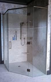 No Shower Door Frameless Shower Enclosures Cgi Glass Centre