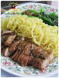 cuisine yum yum บะหม หม ต นพร กไทยดำ cuisine food fried