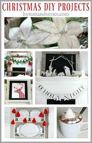 my favorite christmas diy projects hymns and verses