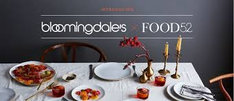 bloomies wedding registry welcome to the bloomingdale s x food52 collection