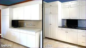 painting laminate kitchen cabinets refacing laminate kitchen cabinets updating cabinet update on design