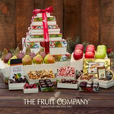 fruit and nut gift baskets fruit nut gift basket towers costco