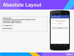 android layout basic android layout